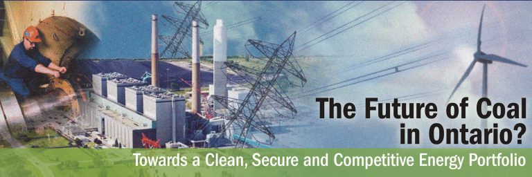 The Future of Coal in Ontario