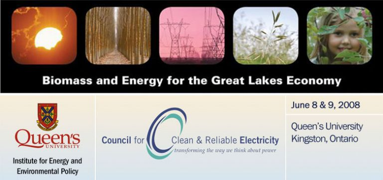 Biomass and Energy for the Great Lakes Economy