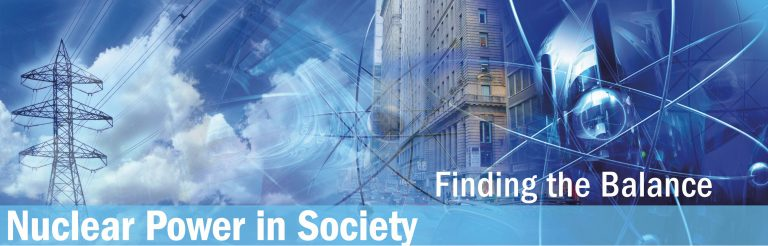 Nuuclear Power in Society-Finding the Balance