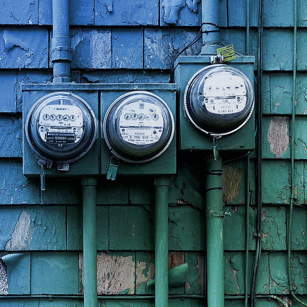 Residential power meter