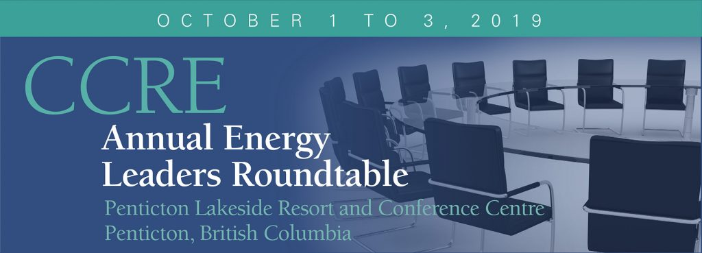 Annual Energy Leaders Roundtable-Hockley Valley, 2019